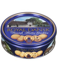 DANISH BUTTER COOKIES - 350GR