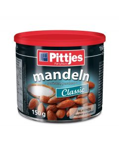 PITTJES ALMOND NUTS - 150GR