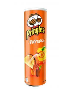 PRINGLES REGULAR PAPRIKA - 150/165GR