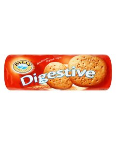 PALLY DIGESTIVE BISCUITS/SWEETMEAL - 400GR