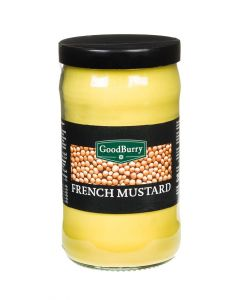 GOODBURRY MUSTARD FRENCH TYPE - 250GR