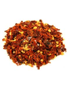 DRY CRUSHED HOT CHILI PEPPER - 1KG