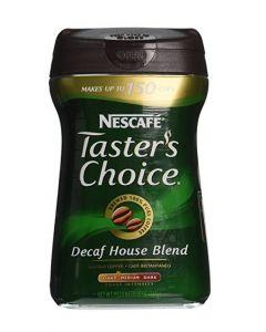 NESTLE TASTER'S CHOICE DECAF - 200GR