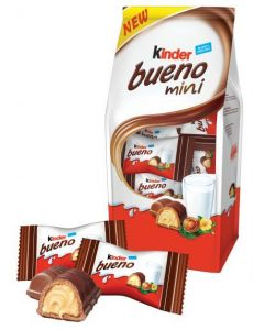 KINDER BUENO MINI - 400GR