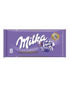 MILKA MILK CHOCOLATE - 300GR
