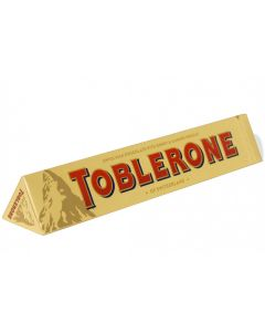TOBLERONE MILK CHOCOLATE - 100GR