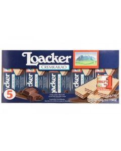 LOACKER CLASSIC CREMKAKAO - 5X45GR