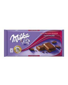MILKA MILK CHOCOLATE DARK - 100GR