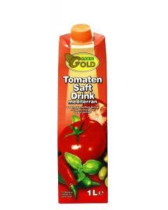 GOLD TOMATO JUICE 100% - 1LT