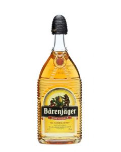 BARENJAGER VODKA & HONEY LIQUEUR - 70CL