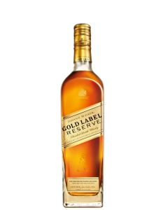 JOHNNIE WALKER GOLD RESERVE SCOTCH WHISKY - 100CL