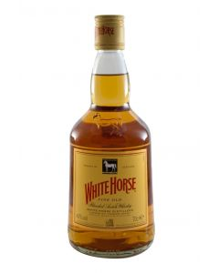 WHITE HORSE SCOTCH WHISKY - 100CL