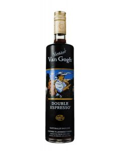 VAN GOGH VODKA DOUBLE ESPRESSO - 1LT