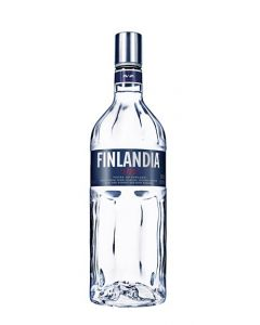 FINLANDIA FINNISH VODKA - 50% VOLUME - 100CL