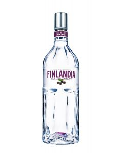 FINLANDIA FINNISH VODKA BLACKCURRANT - 100CL