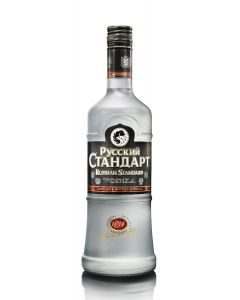 RUSSIAN STANDARD ORIGINAL VODKA - 100CL