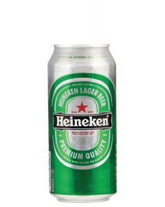 HEINEKEN BEER IN CANS [24X33CL]