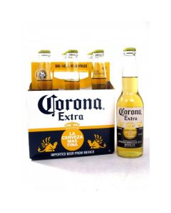 CORONA MEXICAN BEER IN BOTTLES [6X33CL]