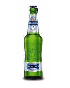 BALTIKA BEER NO. 7 - 24X33CL