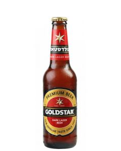 GOLDSTAR BEER IN BOTTLES [24X33CL]