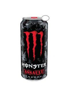 MONSTER ENERGY ASSAULT 12X0.5 LT