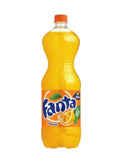 FANTA ORANGE IN PLASTIC BOTTLES  - 12X150CL