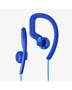 SKULLCANDY CHOPS & FLEX EARPHONES BLUE