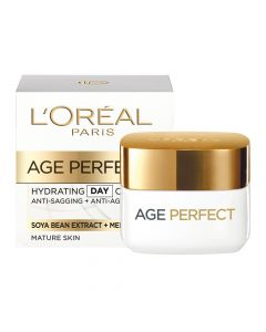 L'OREAL AGE PERFECT DAY CREAM FOR SAGGING & AGE SPOTS - 50ML