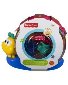 FISHER PRICE SHAPES SNAIL