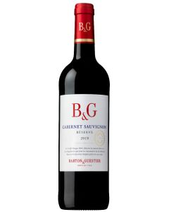 B&G RESERVE CABERNET SAUVIGNON [VDP] RED WINE - 75CL