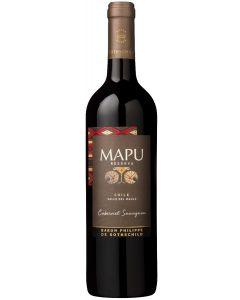 ROTHSCHILD MAPU RESERVE CABERNET SAUVIGNON RED WINE - 75CL