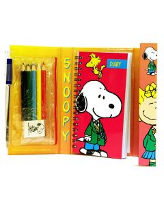 SNOOPY TRAVEL DIARY