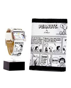 SNOOPY WATCH AND WALLET SET