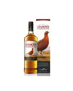 THE FAMOUS GROUSE SCOTCH WHISKY GIFT BOX - 100CL
