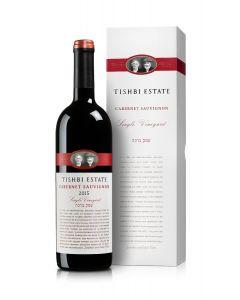 TISHBI ESTATE CABERNET SAUVIGNON SINGLE VINEYARD RED WINE - 75CL